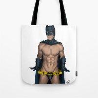 Sexy Bats Tote Bag