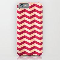 iPhone & iPod Case featuring Zigzag by Ela Caglar