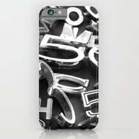 iPhone & iPod Case featuring Vehicle Type by Typography Photography™