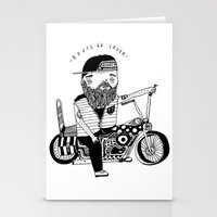 Route 66 Lover Stationery Cards