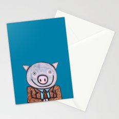 Mr.Mayor Stationery Cards