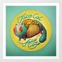 Tacocat Art Print