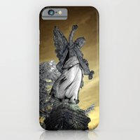 iPhone & iPod Case featuring Drops of Earth by Cemetery Prints Inc.