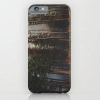 Oregon Forest Control Fire iPhone 6 Slim Case