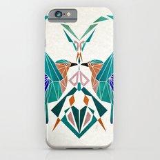 couple of blue birds Slim Case iPhone 6s