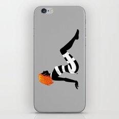 Leeloo Dallas Mudflap iPhone & iPod Skin