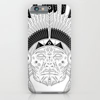 Snapped Up Market - Cowboys & Indians iPhone 6 Slim Case