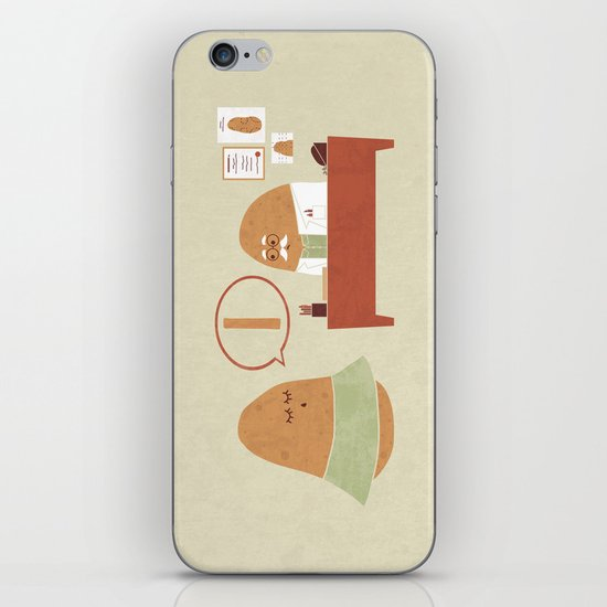 Plastic Surgery iPhone & iPod Skin