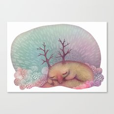Deep Winter Dreaming (Wi… Canvas Print