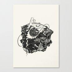 Infinity Slide Canvas Print