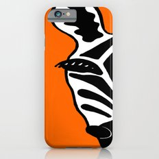 Two Face Zebra iPhone 6s Slim Case