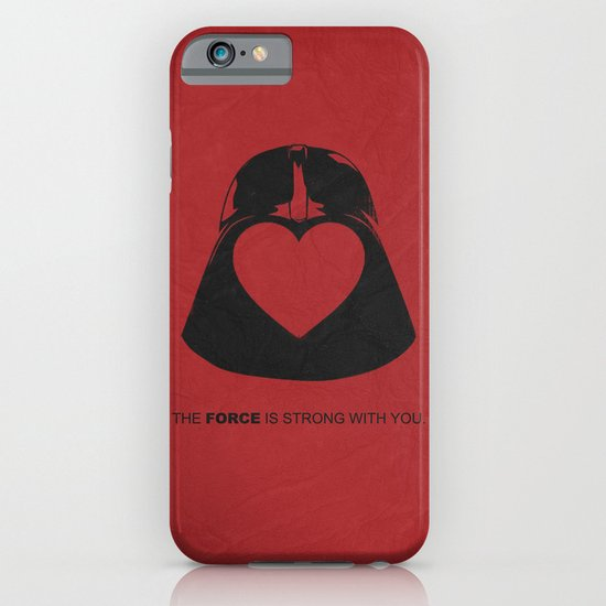 Star Wars - Valentine Poster iPhone & iPod Case