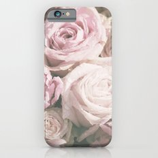 Bed of morningroses iPhone 6s Slim Case