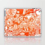 Explosion! Laptop & iPad Skin