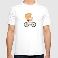 I Have No Idea What I'm … Mens Fitted Tee White SMALL