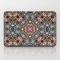 Abstract Geometric Surfa… iPad Case