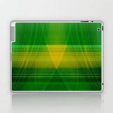 green hope Laptop & iPad Skin