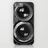 iPhone & iPod Case featuring Boss Camera by Msimioni