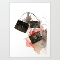 It bag Art Print