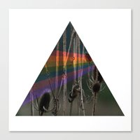 /prism\ Canvas Print