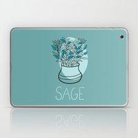 Sage Laptop & iPad Skin