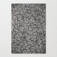 Chaos!! Canvas Print