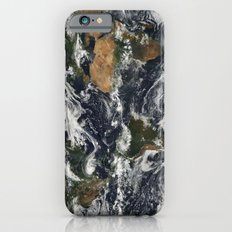 Map of Earth iPhone 6 Slim Case