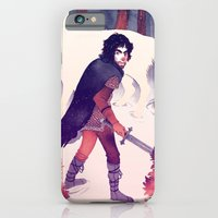 iPhone & iPod Case featuring North of the Wall by Caitlin Clarkson