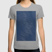 High Cloud Womens Fitted Tee Athletic Grey SMALL