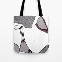 La femme n.18 Tote Bag