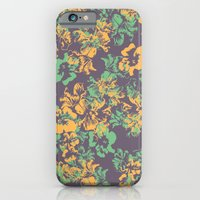 iPhone & iPod Case featuring Summer  by Laura Sturdy