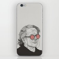 George Miller iPhone & iPod Skin