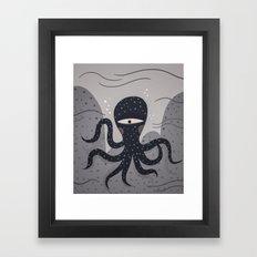 cycloctopus Framed Art Print