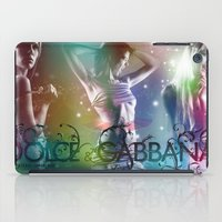 Dolce And Gabana iPad Case