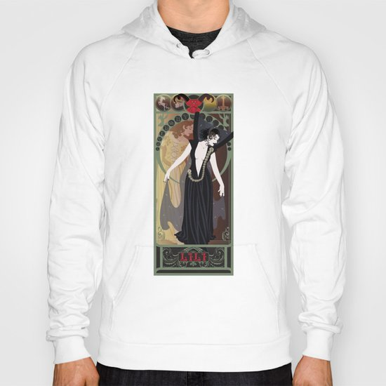 Dark Lili Nouveau - Legend Hoody
