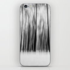 Trees | Black and White iPhone & iPod Skin