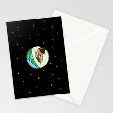 The Biggest Core! Stationery Cards