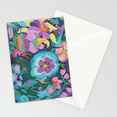 The Double Bee Stationery Cards