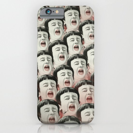 AAAA! II iPhone & iPod Case