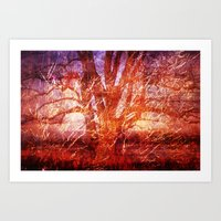 Nature Works Art Print