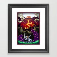 Pixel Art Series 5 : The… Framed Art Print