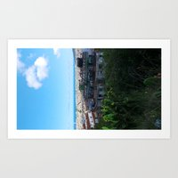 OKUPA Art Print