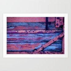 legno Art Print