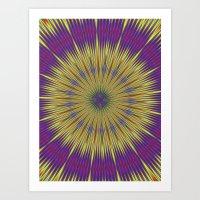 acid test 3 Art Print