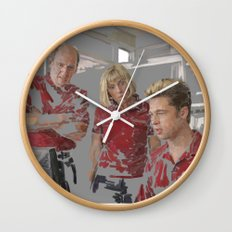 Burn after reading Wall Clock