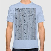 Aspen I Mens Fitted Tee Athletic Blue SMALL