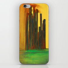 This City, too, will be Taken iPhone & iPod Skin
