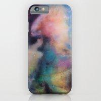 iPhone Cases featuring Beyond (Carina Nebula) by rschuttltd