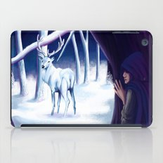 Glass Coffin iPad Case