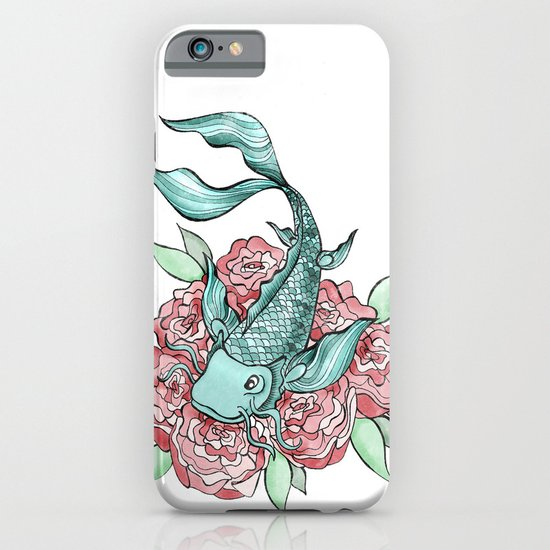 Koi Fish iPhone & iPod Case